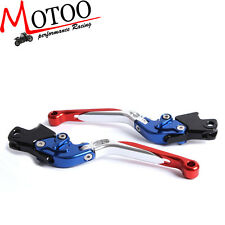 CNC folding aluminum brake clutch lever for BMW R1200S 2006-2008