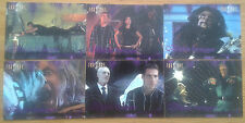 Individual Quotable Farscape Season Four 4 chase trading cards card