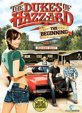 Dukes of Hazzard - The Beginning (DVD, 2007, Rated)