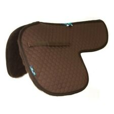 NUUMED WOOL SIDE SADDLE NUMNAH (NM14 with WOOL) horse pad everyday competition