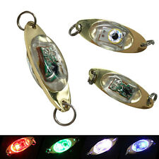 5 LED Colors Flash Deep Drop Underwater Fishing Squid Fish Lure Light High Class