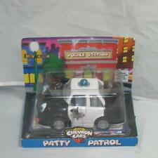 PATTY PATROL THE CHEVRON CARS 1997 TECHRON SEALED PLASTIC CAR TOY