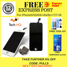 iPhone 7 Plus Black LCD Screen Replacement Digitizer Display 3D Touch Assembly