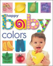 Happy Baby Colors Priddy, Roger Board book