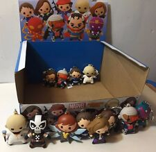 Marvel Single 3D Figural Keychain 2.5in Figure NEW Open Blind Bag Various Series