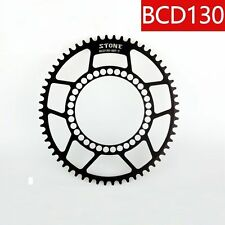 Oval Chainring BCD130 Narrow Wide 1x system For Folding Bike Road bike 5 bolts