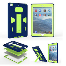 360 Degree Full body Shockproof Stand Case Cover For Apple iPad Mini 1st 2nd 3rd