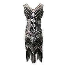 1920s Flapper Dresses Great Gatsby Style for Fancy Dress Party
