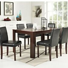 wood dining Table and Chairs set  Dinette Room multiple choices Furniture set