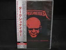 DIRKSCHNEIDER Live - Back To The Roots - Accepted ! JAPAN BLU-RAY Accept Bullet
