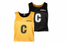 Mitre Netball Pro Reversible Bibs Set of 7