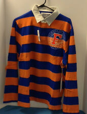 Florida Gators rugby style shirt.  SMALL.  New with tags.  Very nice!!!!!