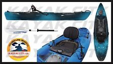 Wilderness Systems Tarpon 100 Kayak w/Free Paddle - Midnight
