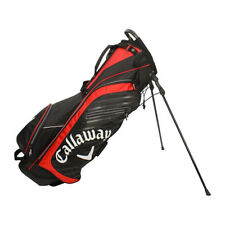"""New Callaway Golf Tour Stand Bag 9"""" FOAM MESH LINED 5 WAY TOP - Pick Color"""