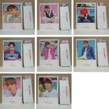 WANNA ONE To Be One 1st Mini Album Pink Ver. Cover Card & Sleeve Select Option