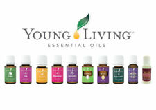 Young Living New & Sealed 100% Pure Essential Oil 15ml + FREE Worldwide Shipping