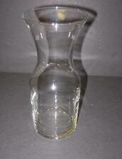 Libbey 1/2 Liter Glass Carafe Decanter Serving Container, Beverages Dressings