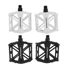 Aluminum Alloy Flat / Platform Road Mountain Bike Bicycle MTB Pedals 9/16""