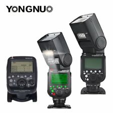 Yongnuo YN968EX-RT Wireless Flash Speedlite YNE3-RT Transmitter for Canon US