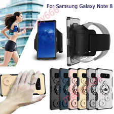 Multifunctional Outdoor Sports Armband + Case Cover For Samsung Galaxy Note 8