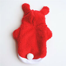 XS/S/M/L Cute Dog Hoodie Clothes Puppy Coat Sweater for Poodle Chihuahua yorkie
