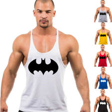 Men Gyms Tank Tops Bodybuilding Sleeveless Casual Fitness sportswear Shirts Vest