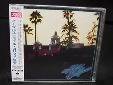 EAGLES Hotel California JAPAN CD James Gang Jackson Browne Poco Bruce Hornsby