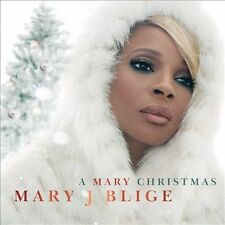 A Mary Christmas by Mary J. Blige (CD, Oct-2013, Verve)