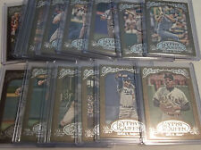 2012 Topps Gypsy Queen Framed Gold parallels. YOU PICK. MINT. Assorted Stars!!!!