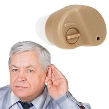 Mini In-ear Hearing Aid Ear Plug Sound Amplifier Invisible Best Sound Amplifier