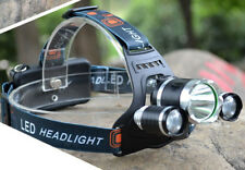 Headlamp Headlight 10000Lm CREE XML T6+2R5 LED 4mode Torch Fishing Lamp Chargers