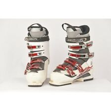 ski boot occasion Salomon mission 770 white/red