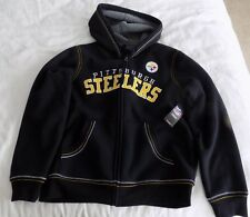 Pittsburgh Steelers G-III  Full Zip  Women's Hooded Sweatshirt