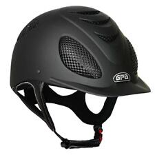 GPA Speed Air 2X - Riding Helmet - Black