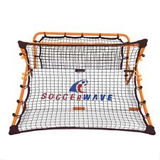 2 in 1 Sport Soccer Rebounder and Trainer Player Practice Tool SoccerWave Jr.