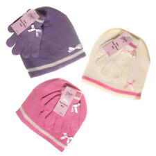 LOVELY GIRLS HAT AND GLOVE SET BRAND NEW