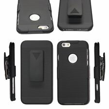 NEW Holster Case Cover with Belt Clip Stand phone For iphone LG Samsung sony htc