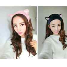Hot Cute Cat Ears Hair Head Band Girls Womens Lovely Gift Accessories Makeup Too