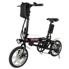 26'' Folding Electric Mountain Bike with Suspension Fork 27 Speed Aluminum Alloy