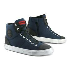 DRIRIDER URBAN Road Bike Motorcycle Casual Shoes Boots NAVY ALL SIZES