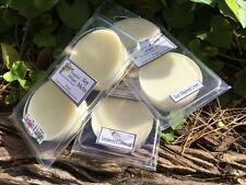 SOY Clam Shell Candle Melts 80 gms Soy Wax Fragrance oil Scent SOY Candle Tarts