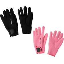 Black/Pink 1.5mm Neoprene Diving Scuba Wetsuit Gloves Spearfishing