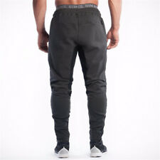 Men Long Casual Sports Pants Gyms Fittness Trousers Running Jogger Sweatpants
