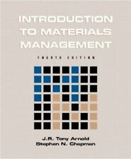 Introduction to Materials Management (4th Edition)