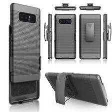 Hard Protective Holster Stand Phone Case Cover With Belt Clip For Samsung Galaxy