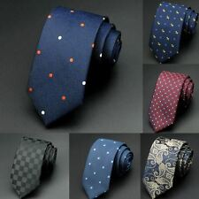 Mens Ties New Man Fashion Dot Neckties Corbatas Slim Tie Business Green Tie