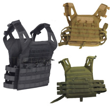 Tactical Plate Carrier Ammo Chest Rig JPC Vest Military Body Cover Protective