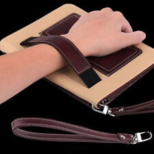 Leather Smart Case Stand Magnetic Cover & Hand Rope for iPad 2 3 4 Mini Air Pro