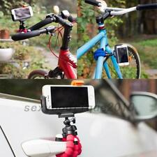 Mini Flexible Tripod  Phone Holder Tripod Phone Clip Cameras Gadgets Cycling New