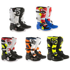 Alpinestars Tech 7S Youth MX Motocross Offroad Boots